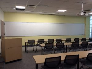 CU Denver North Classroom Building Renovation